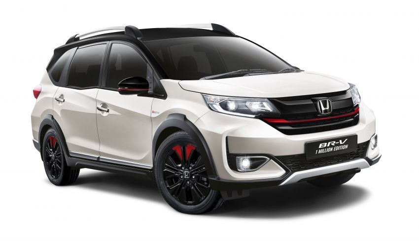 Honda BR-V Special Edition 2020, 1 million dreams campaign
