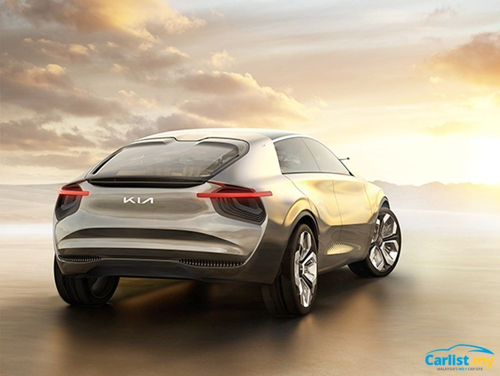 Kia Imagine Concept Rear