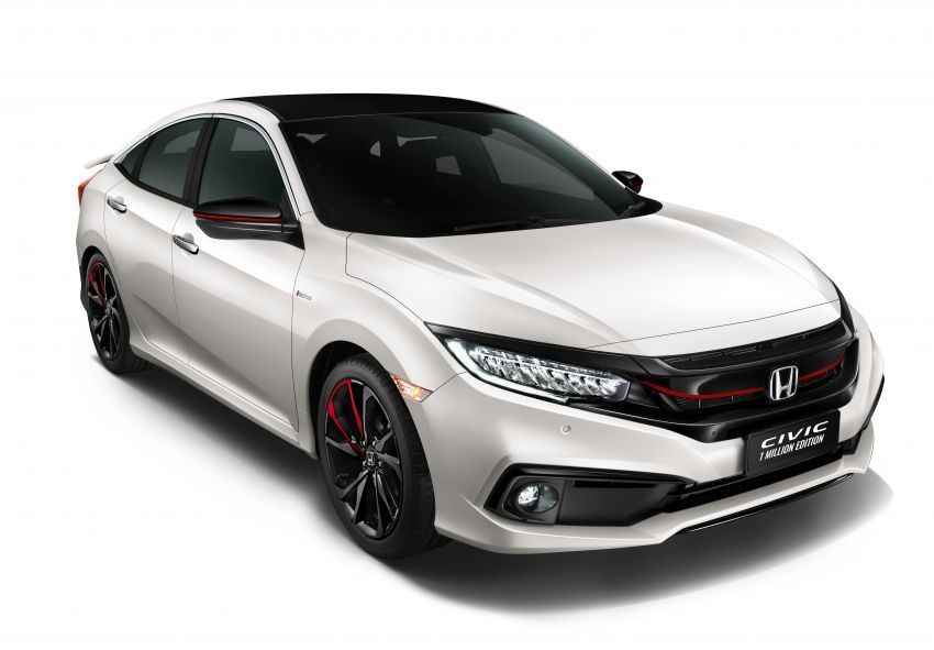 Honda Civic Special Edition 2021, 1 million dreams campaign