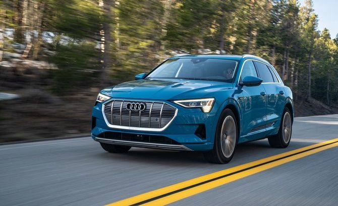 Singapore Is Actually Encouraging Electric Car Ownership Audi e tron SUV