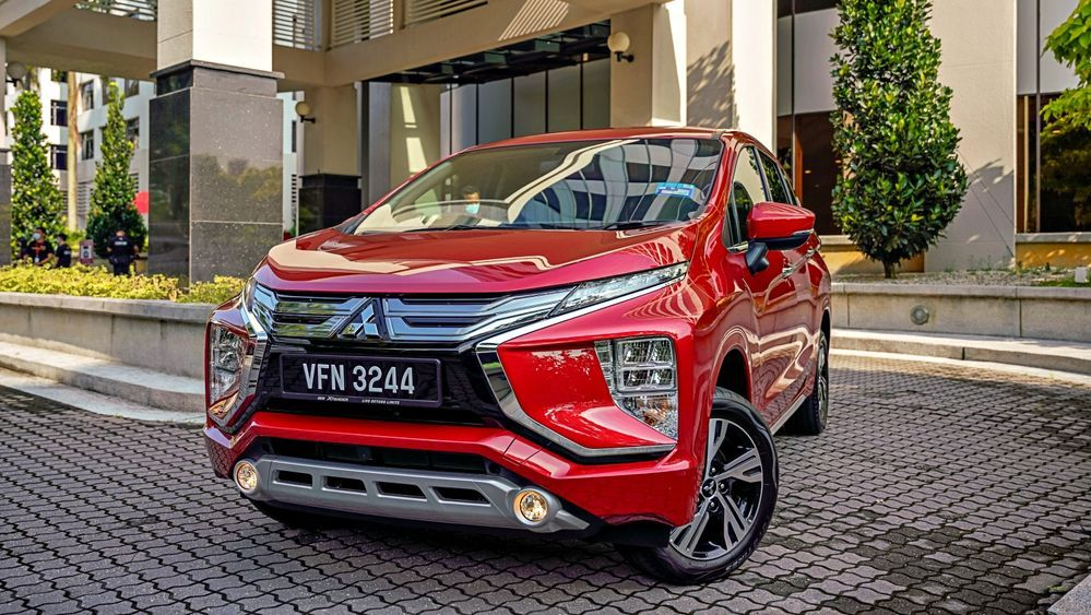 2020 Mitsubishi XPANDER Dynamic Shield