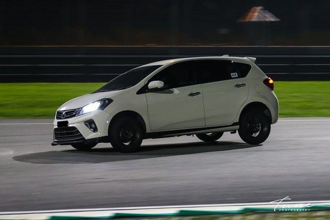 Perodua Myvi Sepang
