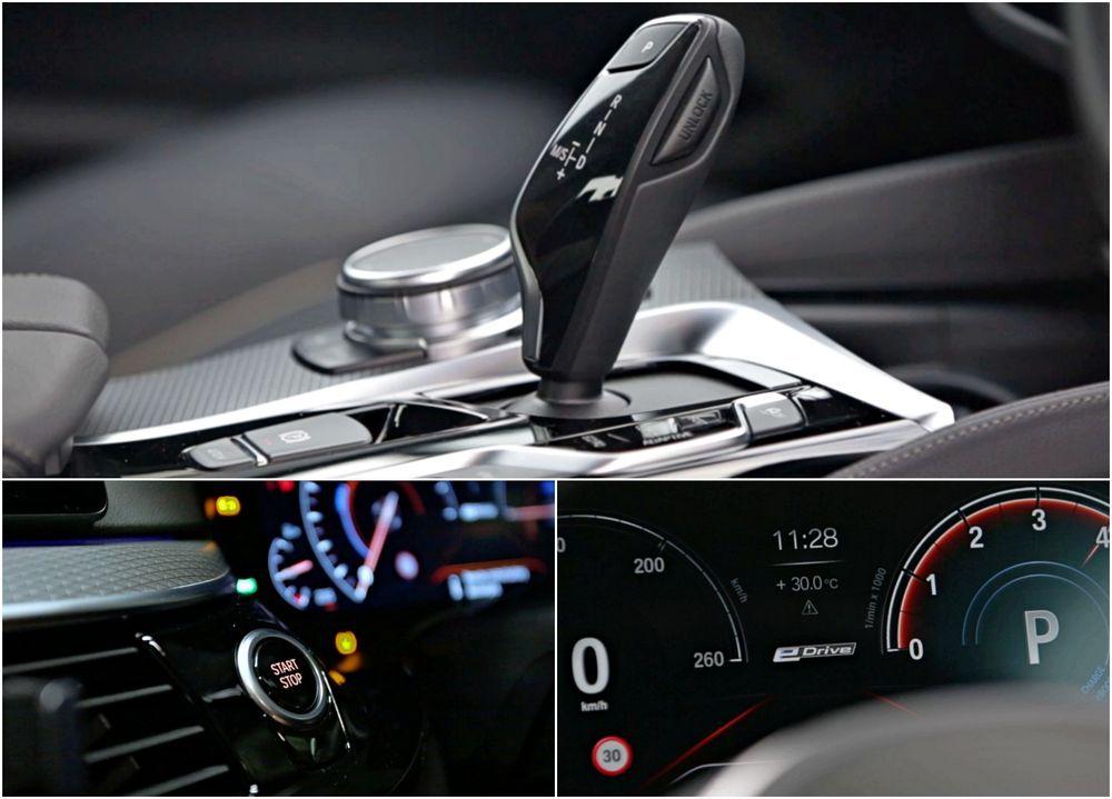 2020 BMW 530e M Sport - Malaysia