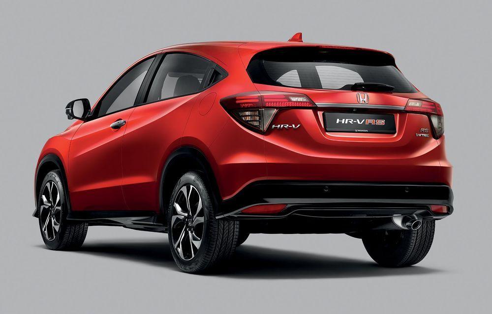 Lampu Belakang LED terbaru Honda HR-V 2021