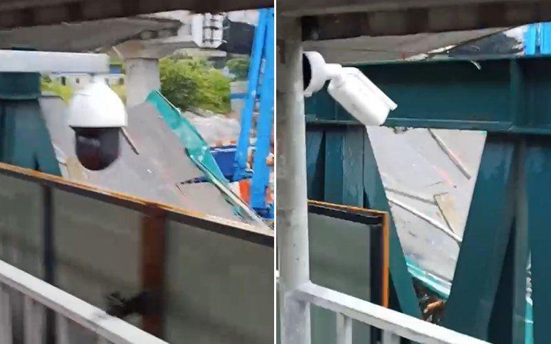 CCTV kemalangan lebuh raya SUKE