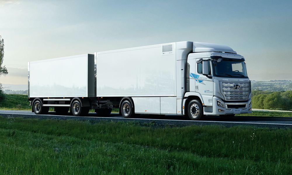 2020 Hyundai Xcient - Prototype - Switzerland