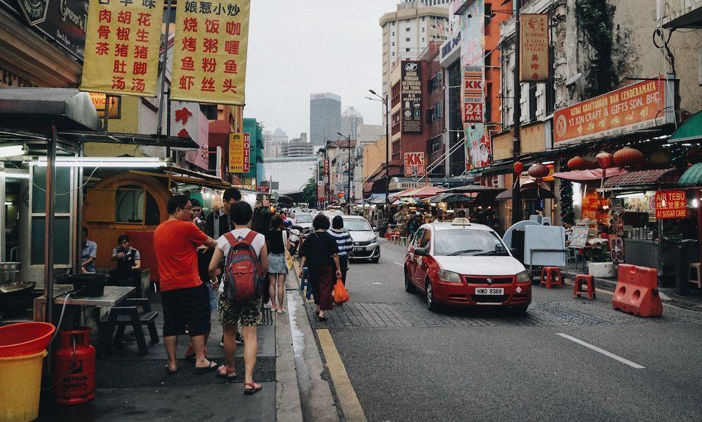 Roads - Kuala Lumpur