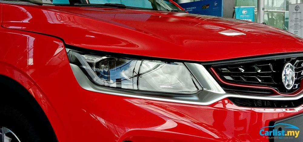 2020 Proton X50 Premium LED Headlights