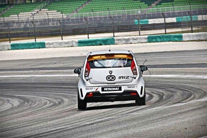 Does Proton R3 Still Have Value Iriz R3 Racecar