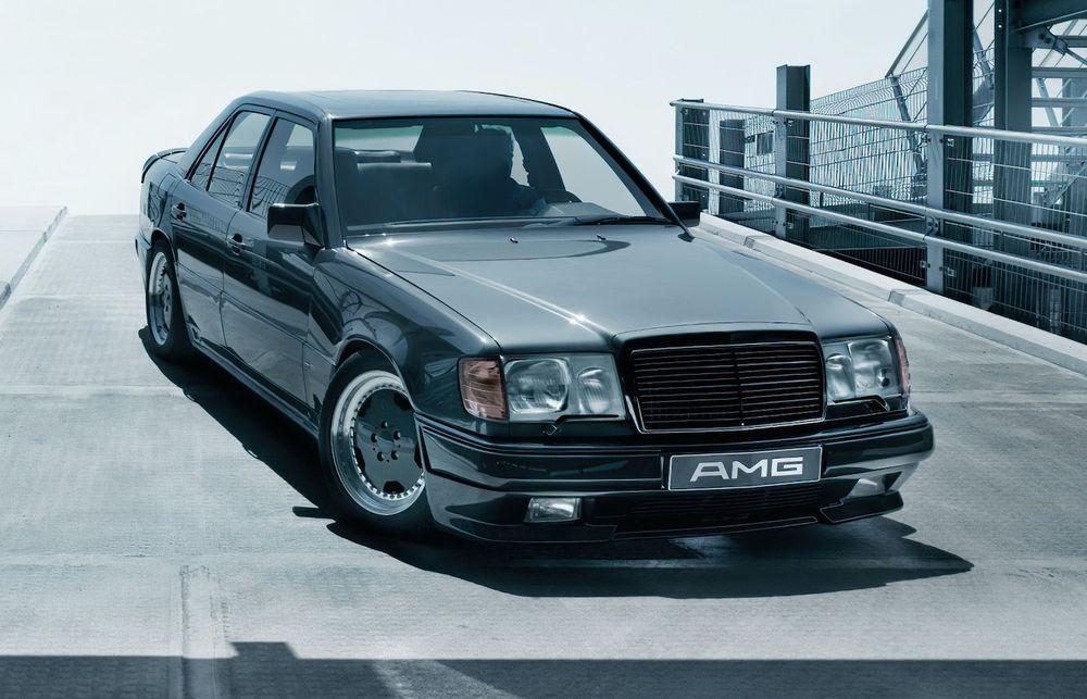 1988 Mercedes-Benz 300CE 5.6 AMG