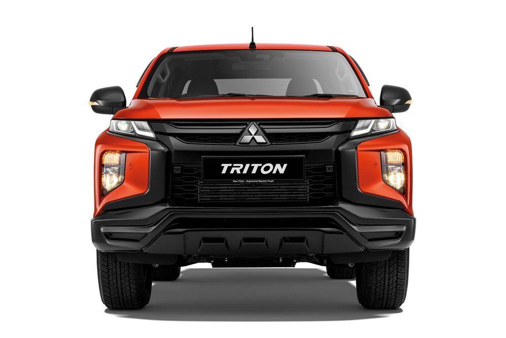 2021 Mitsubishi Triton Athlete Exterior