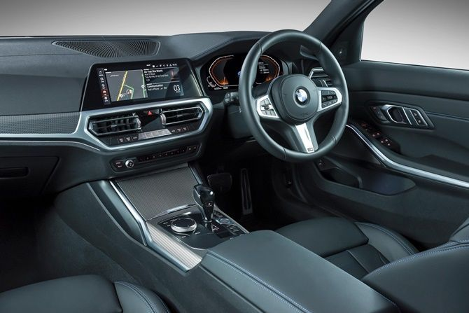 The Evolution Of Head Units And Navigation In Cars G20 BMW Interior