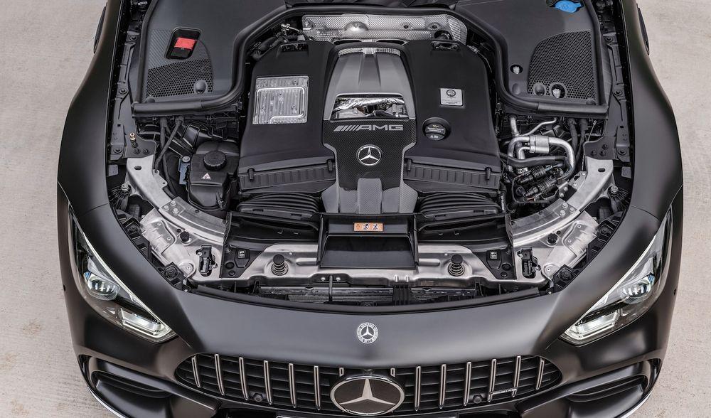 2020 Mercedes-AMG GT 63 S 4-Door