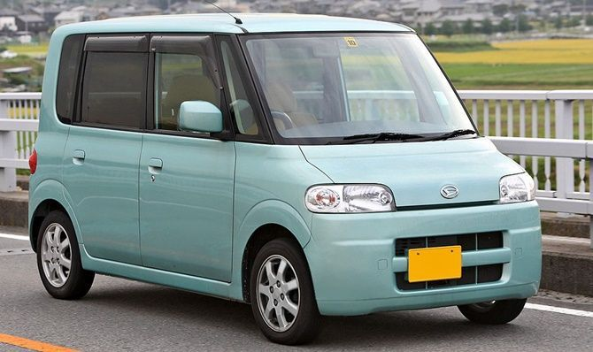 What On Earth Is The DNGA Platform Daihatsu Taft