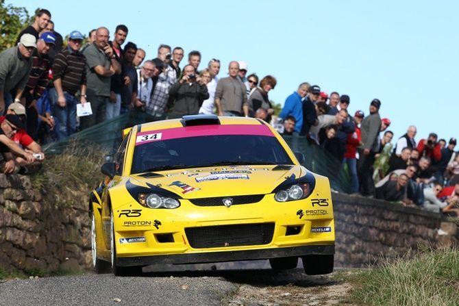 Can You Make A Proton Iriz R5 Yourself Neo S2000 Rally