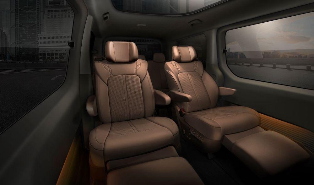 2022 Hyundai Staria - Preview