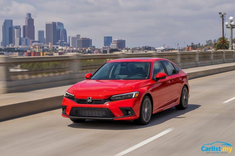 2022 All-New Honda Civic US Launch Exterior