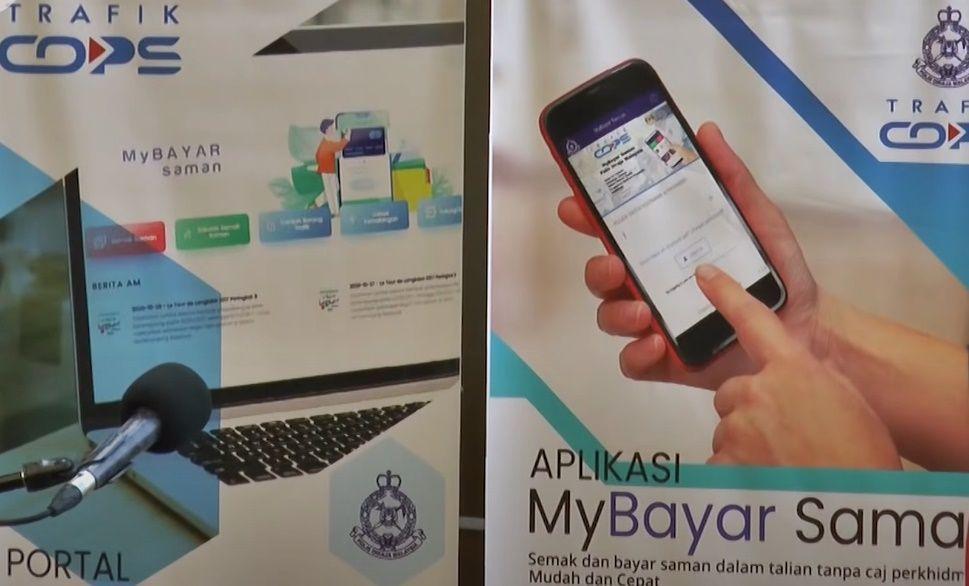 MyBayar Saman App
