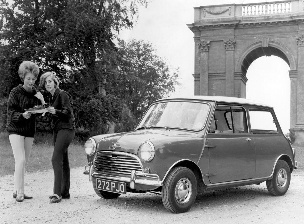 MINI cooper 1959