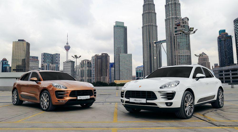 2019 Porsche Macan - Malaysia