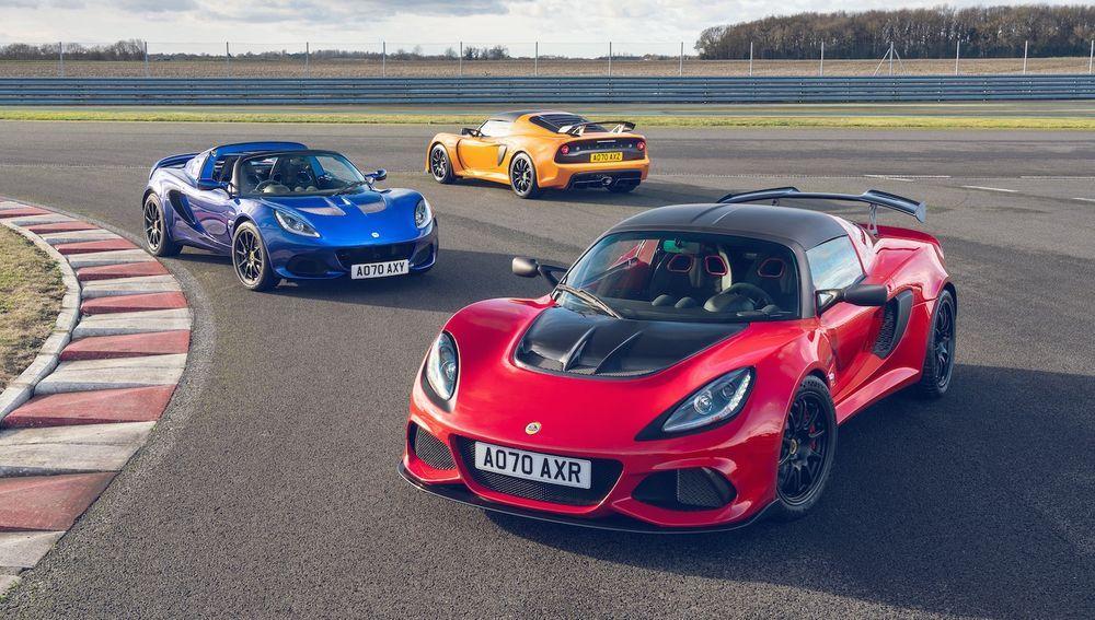 2021 Lotus Elise/Exige Final Edition
