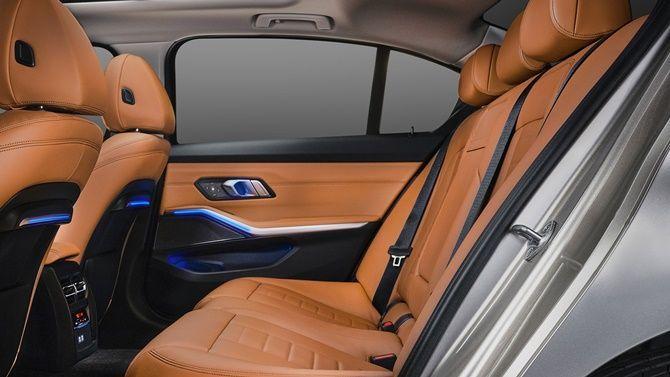 G28 3 Series Interior