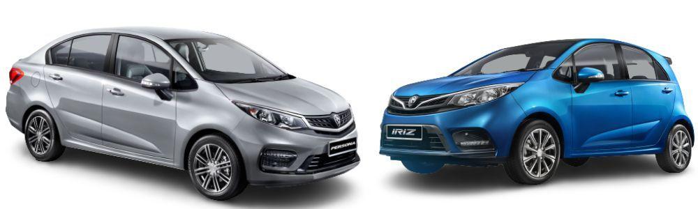 Proton Iriz 2019,Proton Persona 2019,facelift,MC1