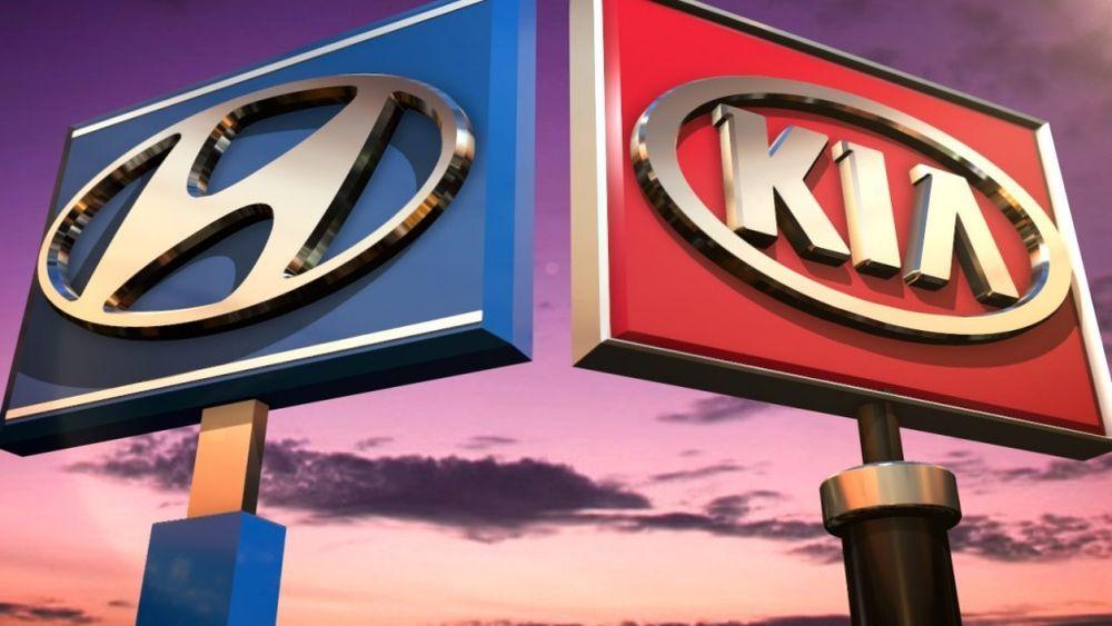 Hyundai dan Kia berasal daripada Korea Selatan