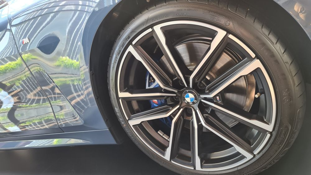 BMW 430i Coupé M Sport 2021, malaysia,rim, tayar, exterior