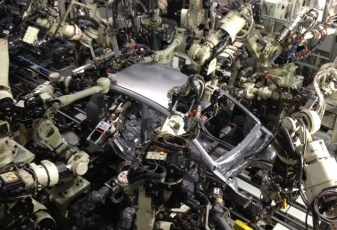 What On Earth Is The DNGA Platform Daihatsu Production Line