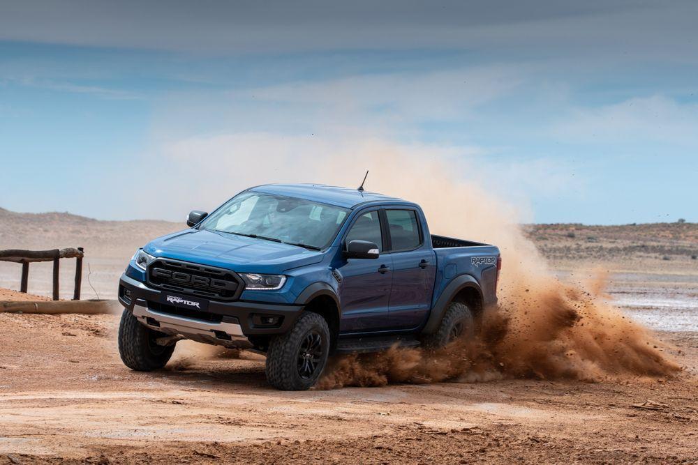 2020 Ford Ranger Wildtrak Discount
