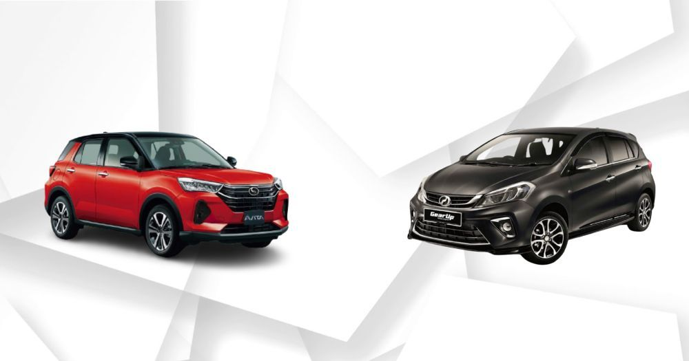 Perbandingan Perodua Ativa dan Perodua Myvi