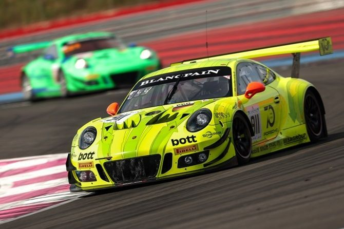 What Is Camber And Can You Have Too Much Of It Porsche 911 GT3 R