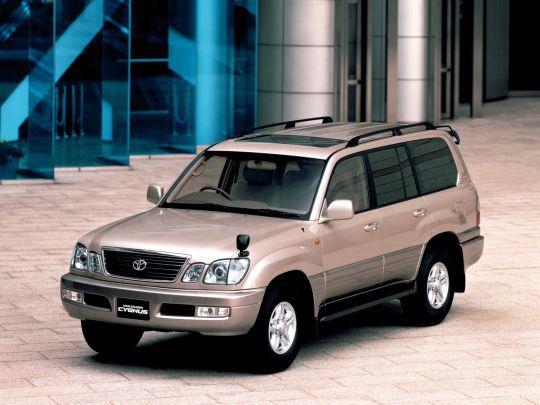 Toyota Land Cruiser Cygnus
