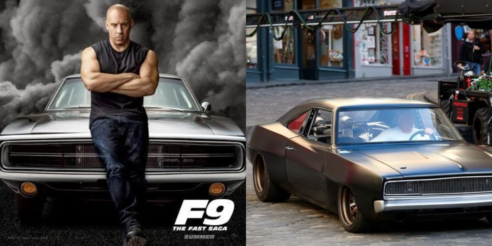 1968 Dodge Charger 500,fast and furious 9