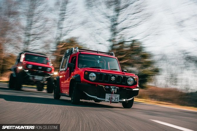 Five Reasons Why People Want The New Suzuki Jimny Right Now NATS Easy Camper