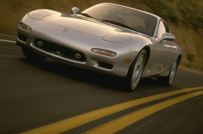 Car Culture JDM Is Not What It Used To Be Mazda RX-7
