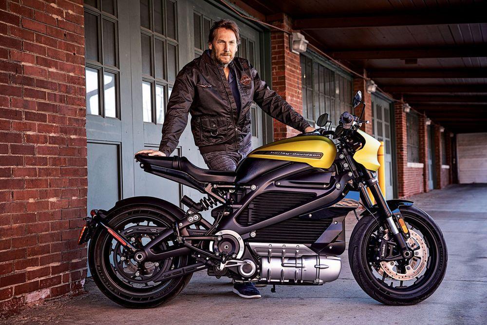 Harley-Davidson CEO Jochen Zeitz