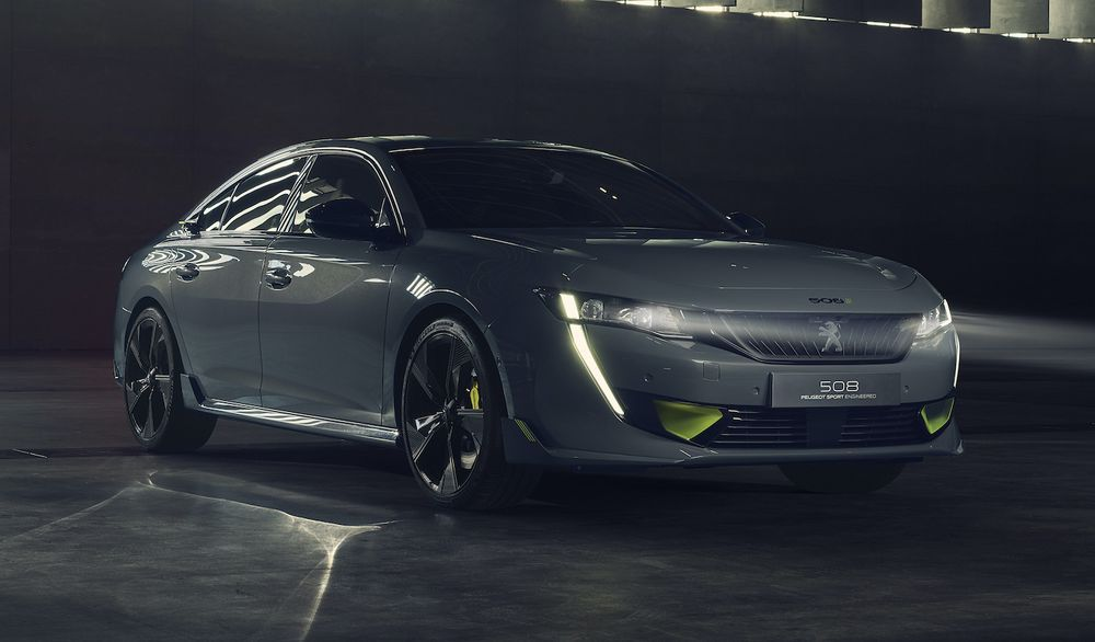 2020 Peugeot 508 Sport Engineered
