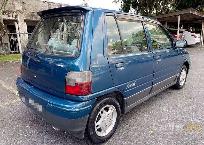 2001 Perodua Kancil 850EX