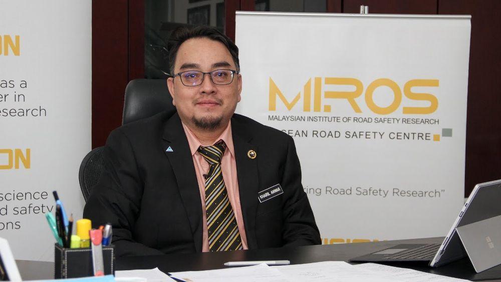 Khairul Anwar, MIROS