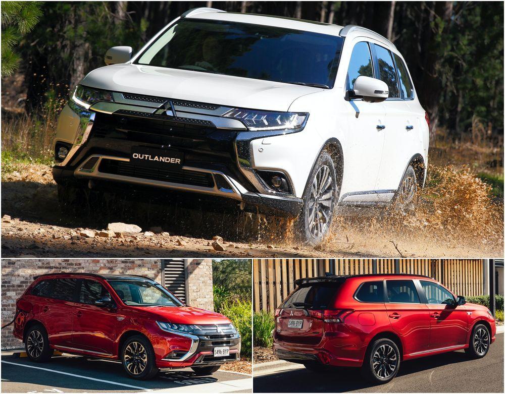 Mitsubishi Outlander - Buying Guide - 7-Seater SUVs