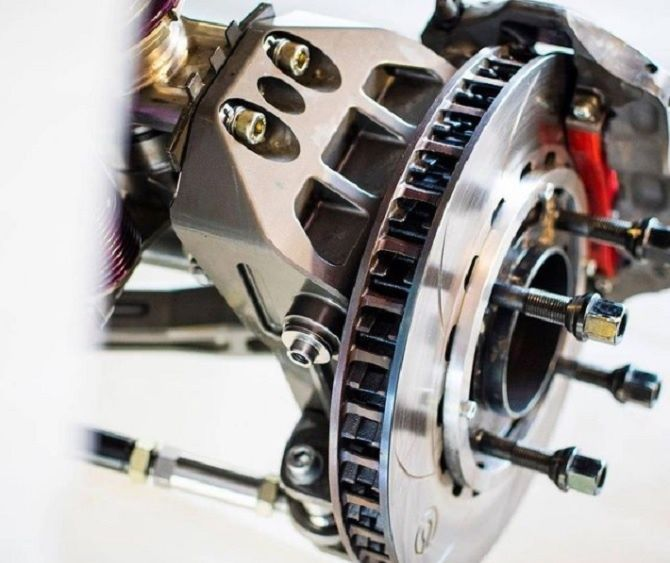 Can You Make A Proton Iriz R5 Yourself Lower Wishbone Upright Brakes