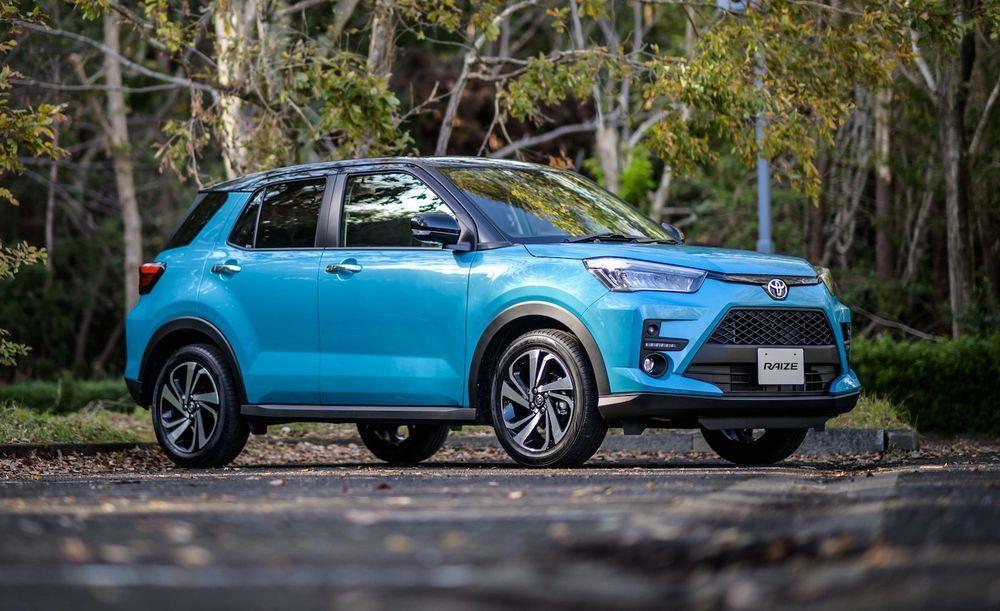 2020 Toyota Raize Z