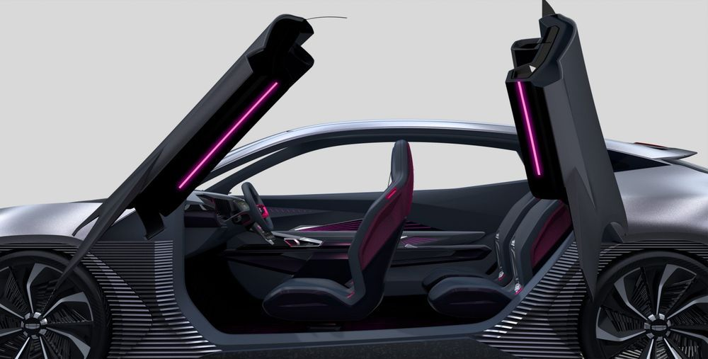 2021 Geely Vision Starbust Concept - Shanghai