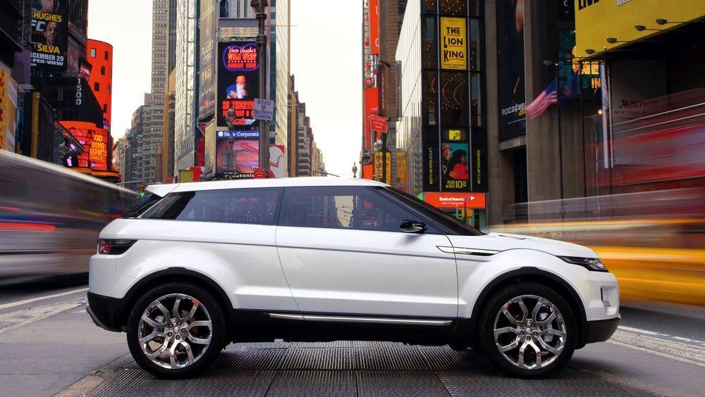 2014 Range Rover Evoque Concept