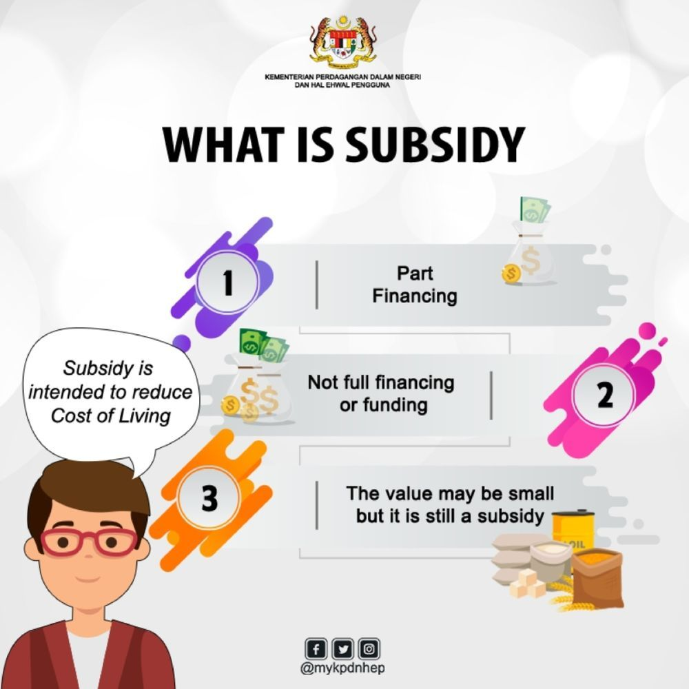 fahami apa itu subsidi dengan 3 langkah mudah ini!