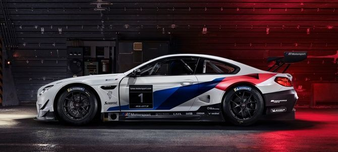 What Is Camber And Can You Have Too Much Of It BMW M6 GT3