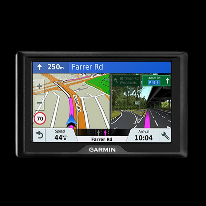 The Evolution Of Head Units And Navigation In Cars Garmin GPS