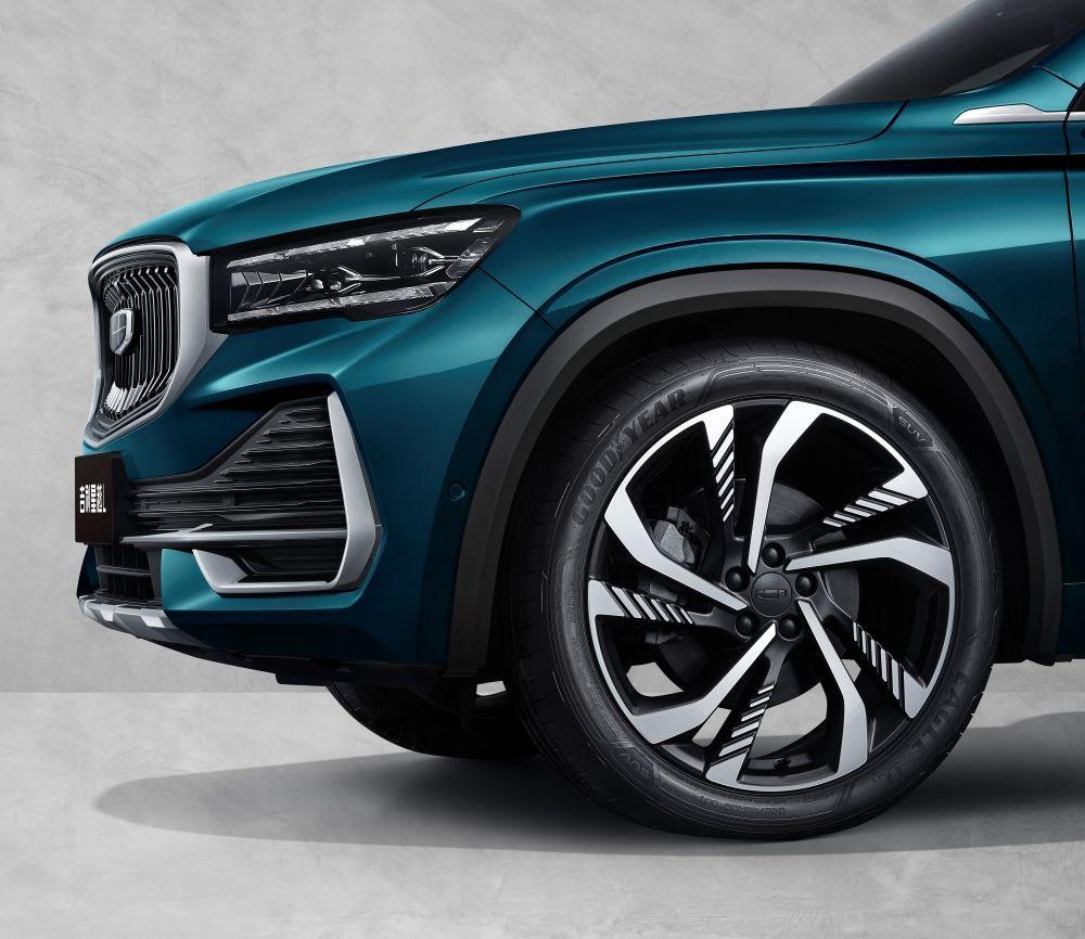 Geely,KX11,Xingyue L,2021,SUV,tayar,rim